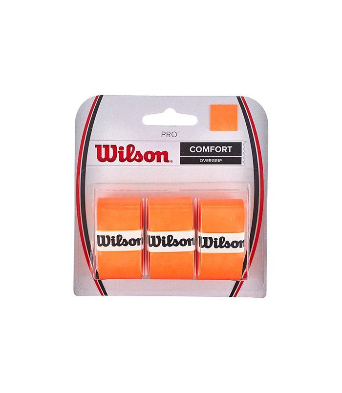 اور گریپ ویلسون | Wilson Pro Overgrip 3 pack Yellow