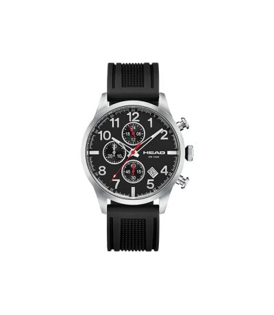 ساعت مچی هد | Grip HE-007-01 Black