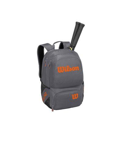 کوله تنیس ویلسون | Tour V Backpack Medium Grey/Orange