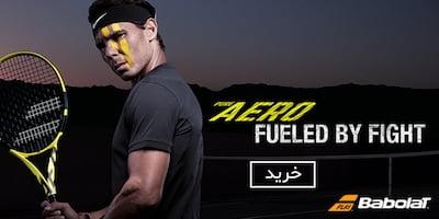راکت بابولات جدید رافائل نادال ۲۰۱۹ Pure Aero