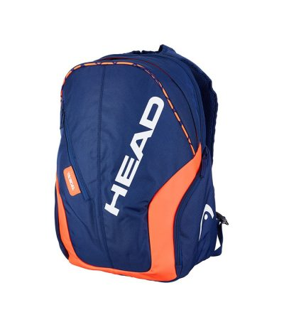 کوله تنیس هد | Rebel Backpack Blue/Orange 2019