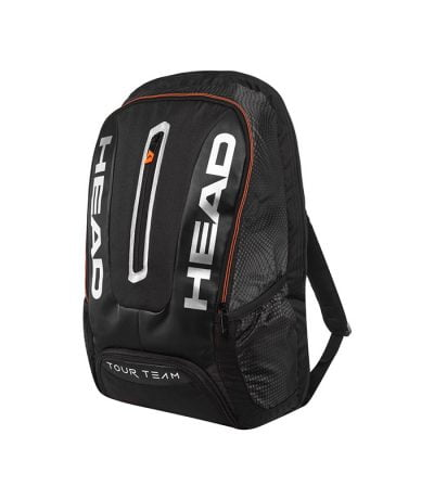 کوله تنیس هد | Tour Team Backpack Bag Black/Silver 2019
