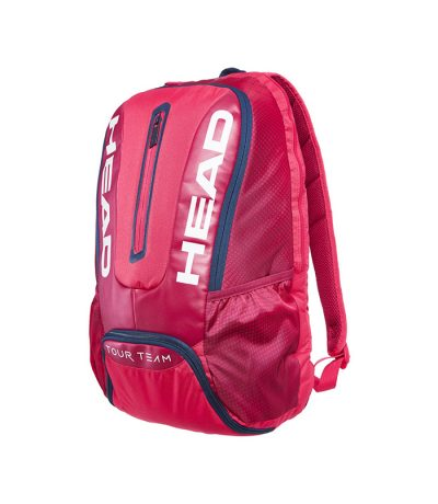 کوله تنیس هد | Tour Team Backpack Bag Raspberry/Navy 2019