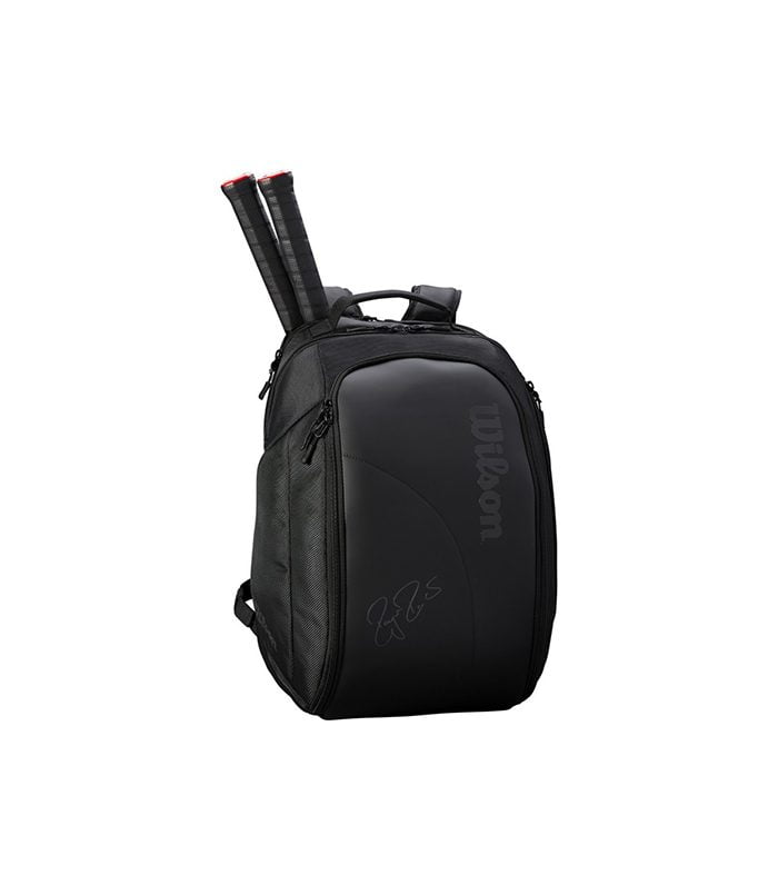 کوله تنیس ویلسون | Federer DNA Black Backpack