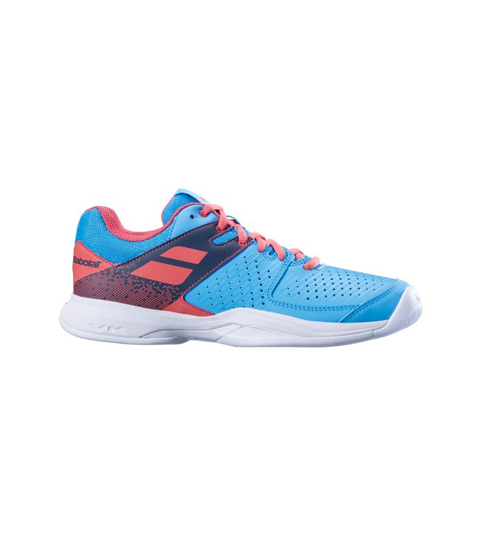 کفش تنیس زنانه بابولات | Pulsion All Court Sky Blue/Pink