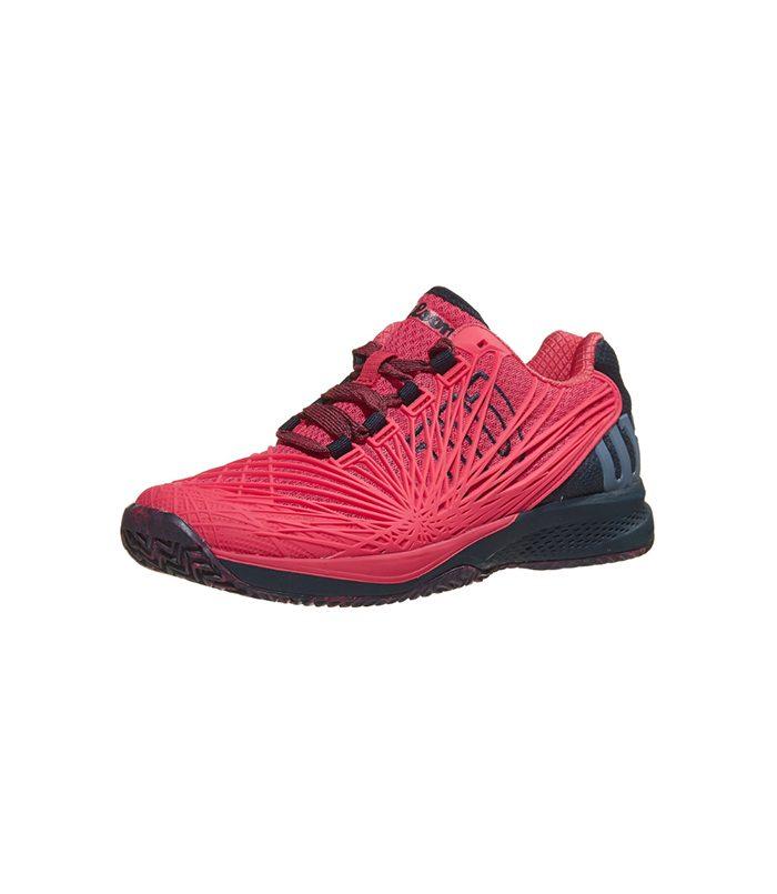 کفش تنیس زنانه ویلسون | Kaos 2.0 Pink/Grey