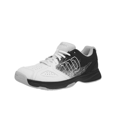 کفش تنیس مردانه ویلسون | Kaos Stroke White/Black