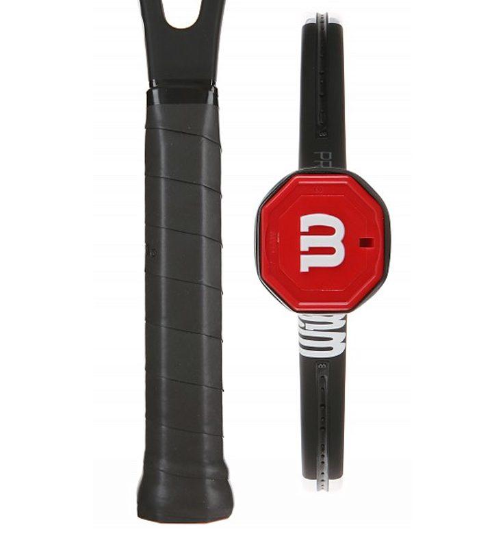 راکت تنیس ویلسون | Pro Staff 97 Countervail Black/White