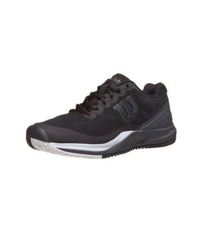 کفش تنیس مردانه ویلسون | Rush Pro 3.0 Black/White