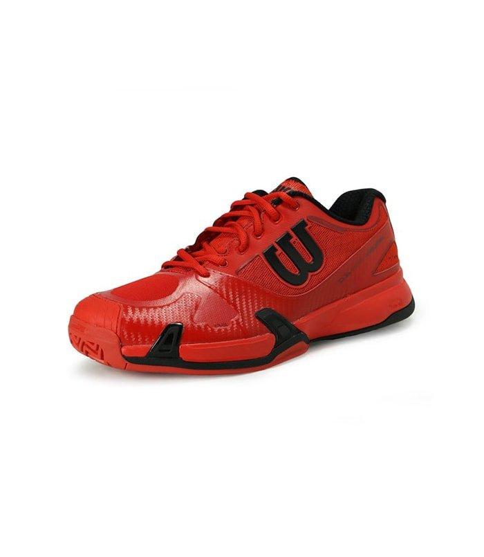 کفش تنیس مردانه ویلسون | Rush Pro 2.0 Red