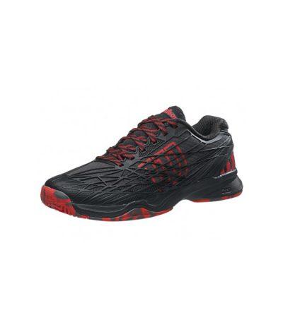 کفش تنیس مردانه ویلسون | Kaos Black/Red