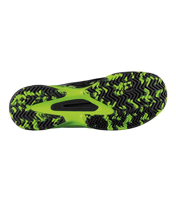 کفش تنیس مردانه ویلسون | Kaos Green/Black