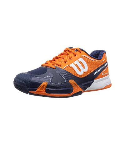 کفش تنیس مردانه ویلسون | Rush Pro 2.0 Orange/Navy