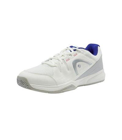 کفش تنیس زنانه هد | Brazer White/Blue
