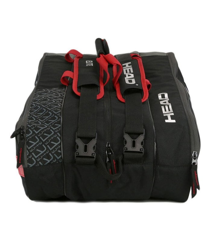 ساک تنیس هد | Elite 12R Monstercombi Black/Red