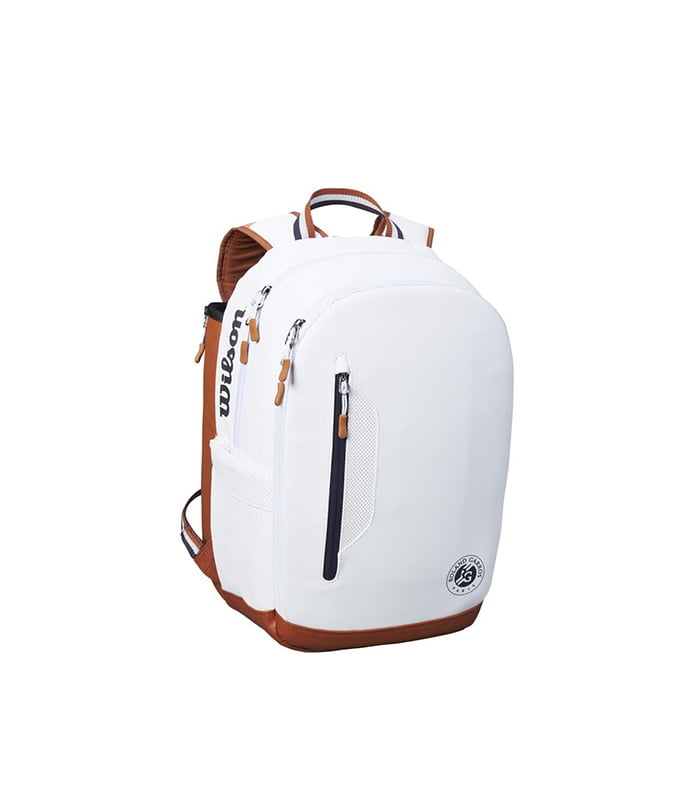 کوله تنیس ویلسون | Roland Garros Tour Backpack White