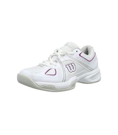 کفش تنیس زنانه ویلسون | nVision Envy W White / Grey / Pink
