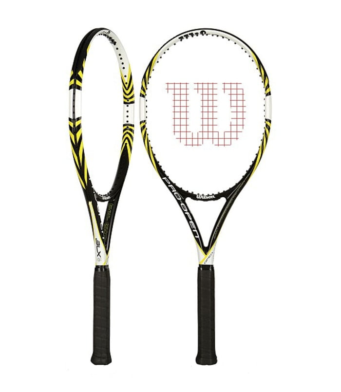 راکت تنیس ویلسون | Pro Open 100 BLX