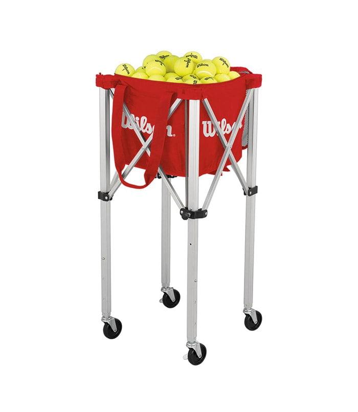سبد توپ تنیس ویلسون | Wilson Teaching Cart 150