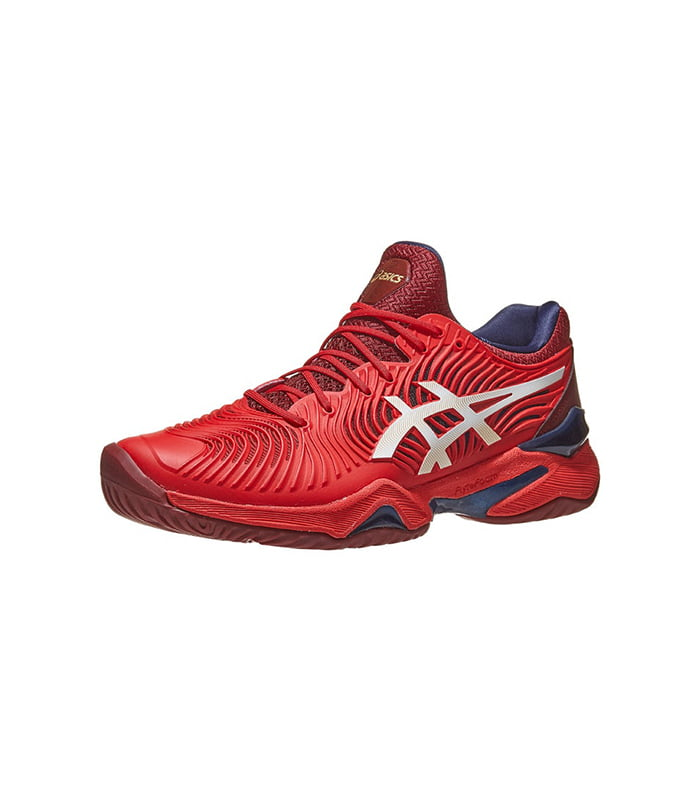 کفش تنیس مردانه اسیکس | Court FF 2 Red/White