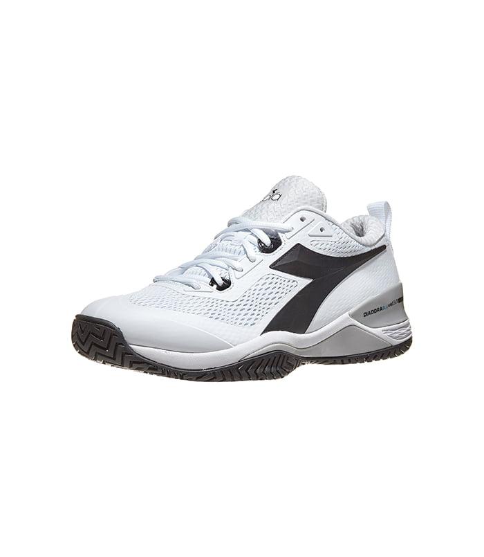کفش تنیس مردانه دیادورا | Speed Blushield 4 AG White/Black