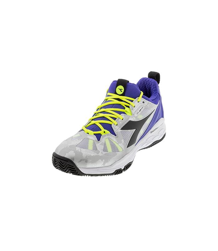 کفش تنیس مردانه دیادورا | Blushield Fly 2 Clay Royal/Black/White