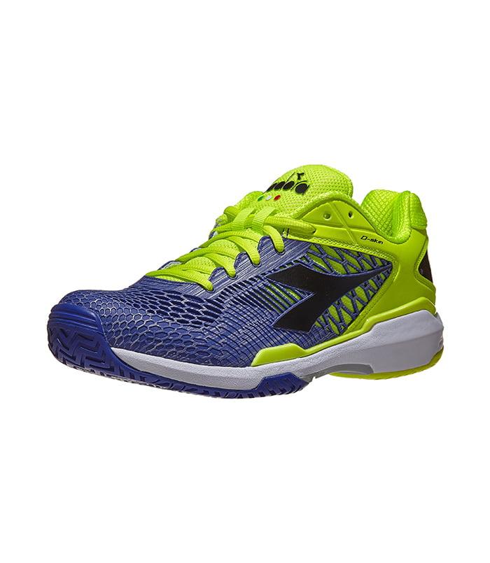 کفش تنیس مردانه دیادورا | Speed Competition 5 AG Yellow/Blue
