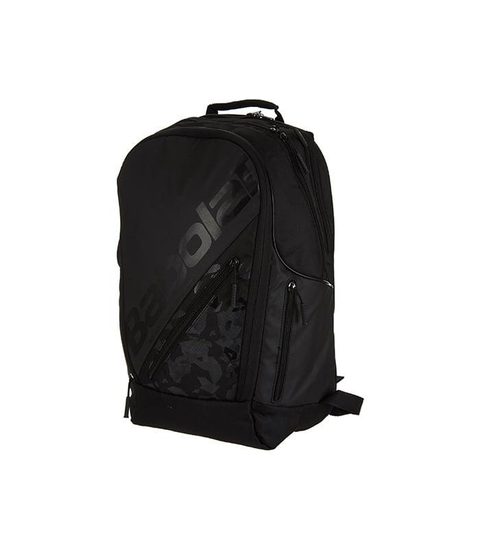 کوله تنیس بابولات | Backpack Expandable Bag Black