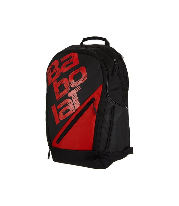 کوله تنیس بابولات | Expandable Team Backpack Bag Black/Red