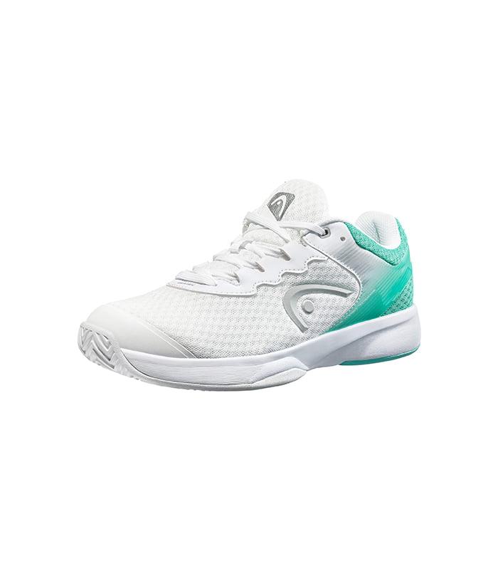 کفش تنیس زنانه هد | Sprint Team 3.0 White/Teal