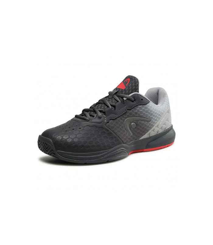 کفش تنیس مردانه هد | Revolt Team 3.5 LE Asphalt/Grey