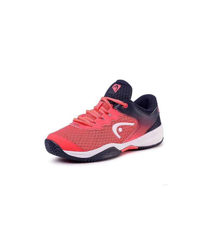 کفش تنیس بچهگانه هد | Sprint 3.0 Girl Pink/Dark Blue