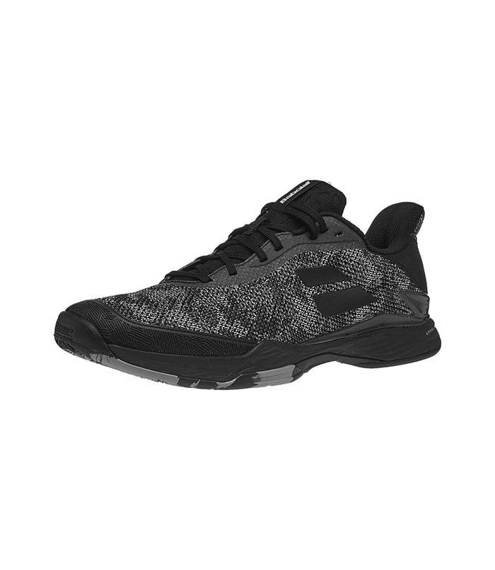 کفش تنیس مردانه بابولات | Jet Tere Clay Black Men's