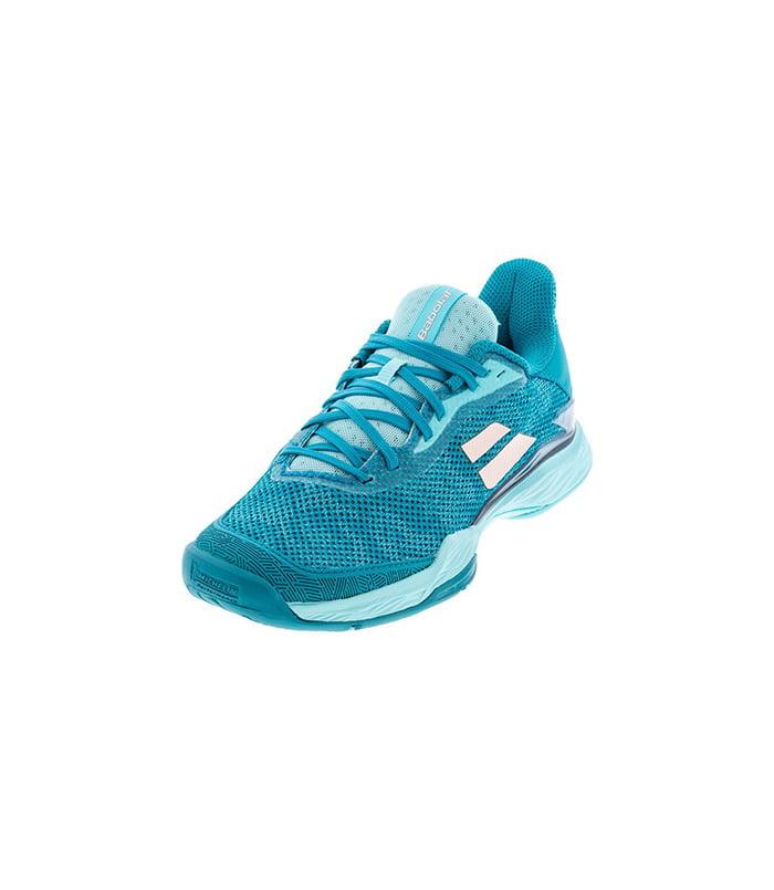 کفش تنیس زنانه بابولات | Jet Tere All Court Harbor Blue