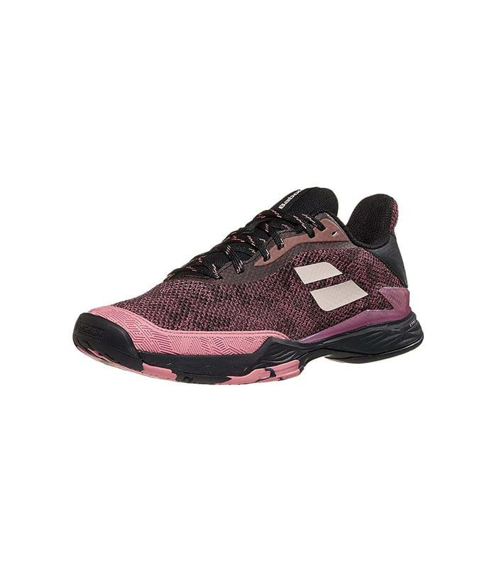 کفش تنیس زنانه بابولات | Jet Tere All Court Pink/Black