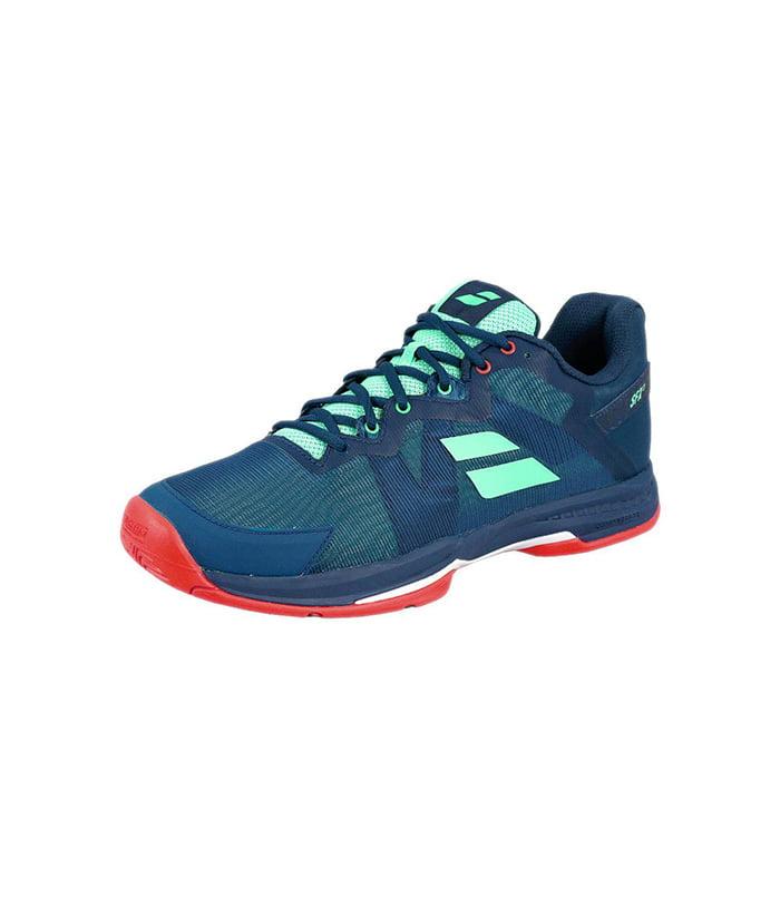 کفش تنیس مردانه بابولات | SFX3 All Court Majolica Blue