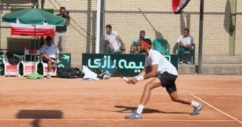 امیر والا معدنچی، تنیسباز عضو تیم ملی تنیس ایران