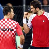 فینال دیویس کاپ ۲۰۱۶؛ کرواسی ۲ – آرژانتین ۱؛ شطرنجیپوشان در یک قدمی قهرمانی.