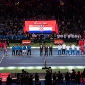 دیویس کاپ ۲۰۱۶؛ کرواسی ۱ – آرژانتین ۱؛ پیروزی چیلیچ و دلپوترو در روز اول مسابقات