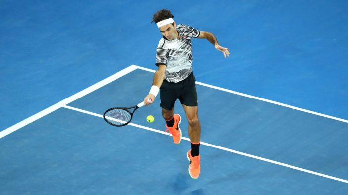 پیشنگاهی به بازیهای مهم روز هفتم تنیس آزاد استرالیا؛ آزمایش دوم راجر فدرر.