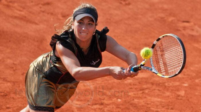 بازگشت ارغوان رضایی به تنیس حرفهای پس از ۵۳۳ روز