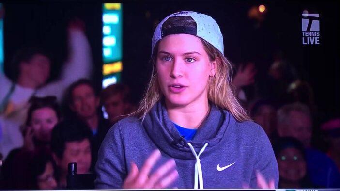 جینی بوشار، تنیسباز کانادایی