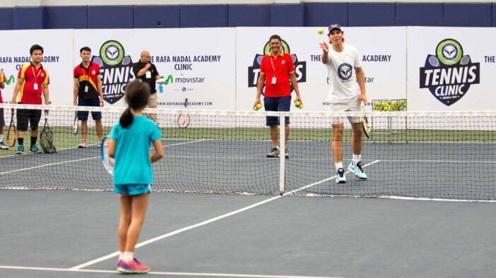 شروع به کار نماینده رسمی آکادمی تنیس رافائل نادال در ایران/ ثبتنام ترم تابستانه آغاز شد
