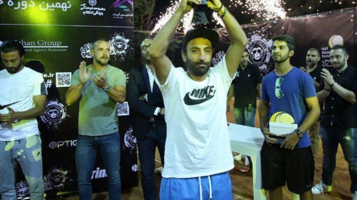 انوشا شاهقلی، قهرمان نهمین دوره جام رمضان آپت