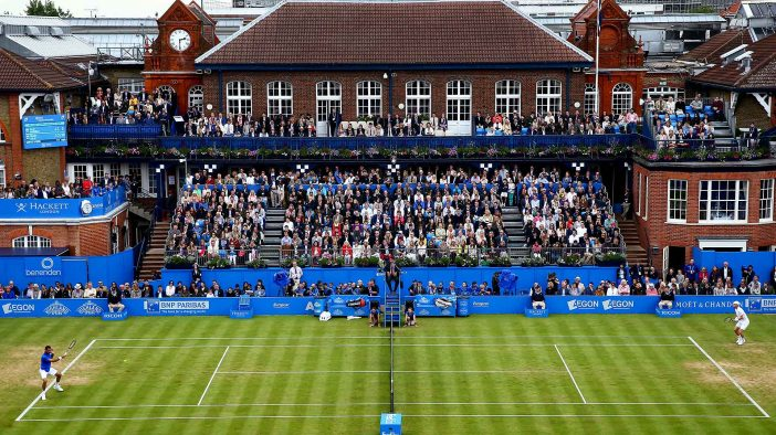 پخش آنلاین تنیس؛ مسابقات تنیس هاله آلمان و کوئینز کلاب لندن