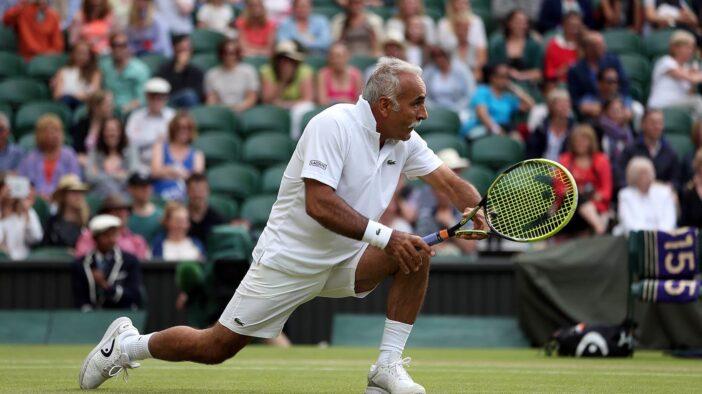 منصور بهرامی، تنیسباز ایرانی