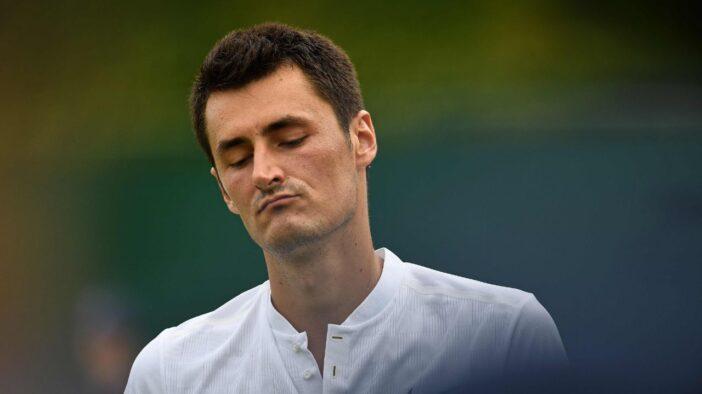 برنارد تامیک، تنیسباز استرالیایی