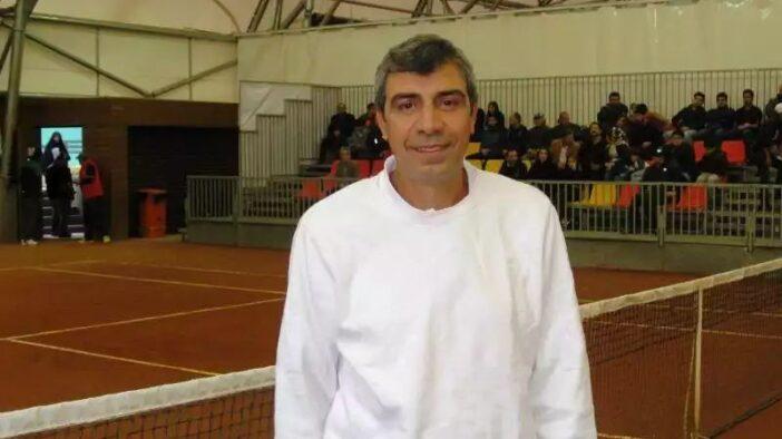 مصطفی صالح، سرمربی تیم ملی تنیس ایران