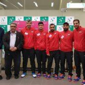 رویارویی تیمهای دیویس کاپ ایران و هنگ کنگ در مسابقات گروه ۲ آسیا و اقیانوسیه