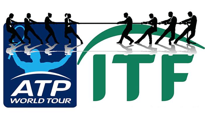 نبرد ITF و ATP بر سر برگزاری جام جهانی تنیس!